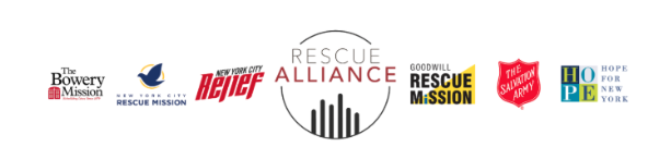 Rescue Alliance logos