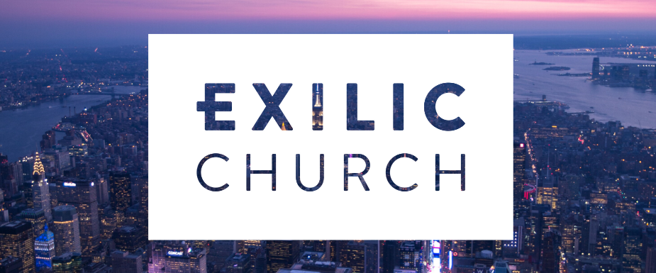 Exilic Church header