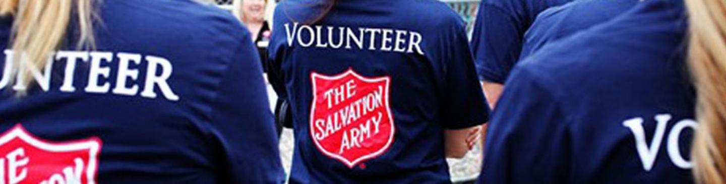 Salvation Army header