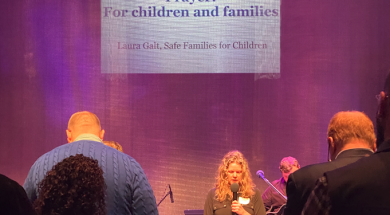Laura Galt Safe Families for Children