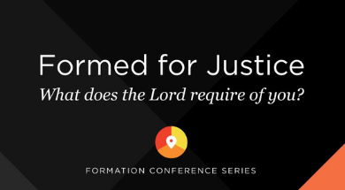 Formed for Justice Conference 2018